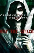 Jeff The Killer by Creepypasteuse