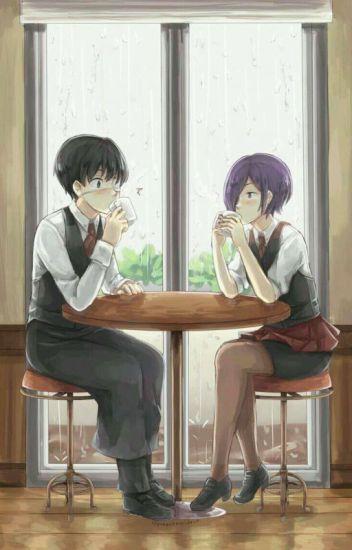Mi vida contigo (touka x kaneki)
