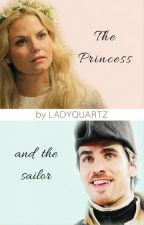 The princess and the sailor (CaptainSwan) by LadyQuartz