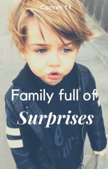 Family full of surprises(Camren)