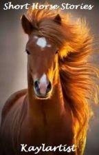 Short Horse Stories by Kaylartist