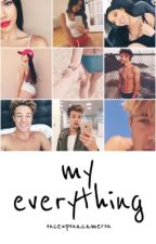 "my everything {book one of ""our playlist"" series}。cameron dallas by onceuponacameron"