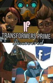 If Transformers Prime Discovered Facebook! by Pepapuppy132