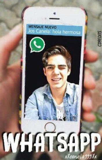 WhatsApp Jos Canela 