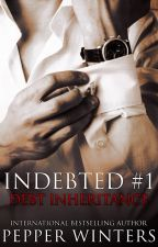 Debt Inheritance (Indebted #1) by pepperwinters