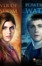 Percy and Annabeth Jackson(A Percy Jackson fanfiction) by crazy4storiez
