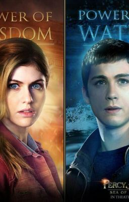 Percy and Annabeth Jackson(A Percy Jackson fanfiction)