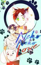 Neko Neko Love (Riren) by BloodMoon99