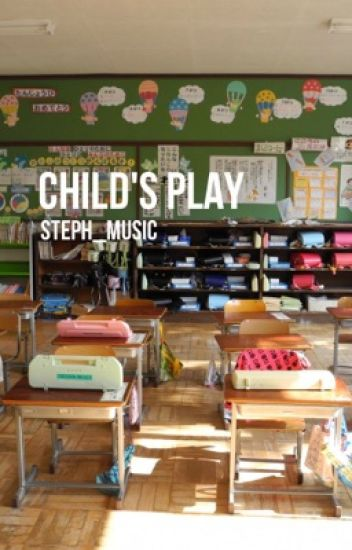 Child's Play {Harry Styles AU}