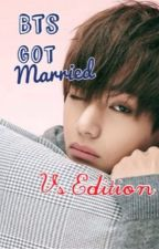BTS Got Married ~V's Edition~ by PuddingLord