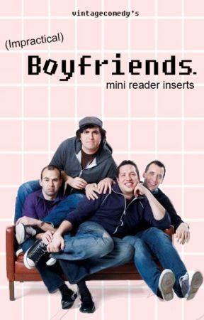 Impractical Boyfriends. by vintagecomedy