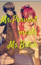 Mr.Pervert meets Ms.Bitch by MiakaYuuki152