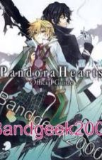 Pandora hearts (gil and oz fight) by Skellymelon