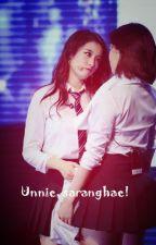Chị, em yêu chị! [EunYeon/JiJung Couple] by GardeniaNeyl