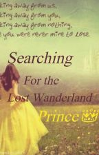 searching for the lost wanderland  prince by Nats0228