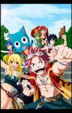 Fairy Tail Academy by kazuzukufumika