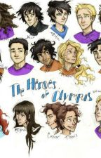 Heroes of Olympus Imagines/Preferences (Percy Jackson Fanfics) by _flaminhos