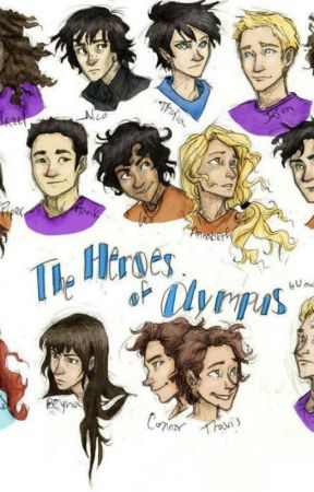 Heroes of Olympus Imagines/Preferences (Percy Jackson Fanfics) by biaswrecked_