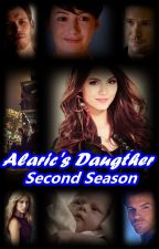 Alaric's Daugther, second Season: el regreso de Eider by HRJaquez