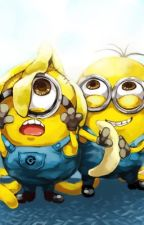 Minions by LucyB16