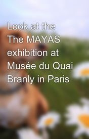 Look at the The MAYAS exhibition at Musée du Quai Branly in Paris by loafdrop2