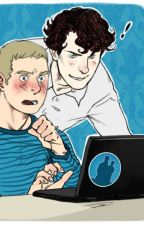 """Shipping?"" ""Shipping."" (Traducción) -A Johnlock Fanfiction by Gaal_RH"
