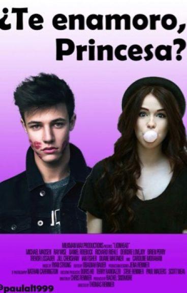 Te enamoro, Princesa? (POV Alex) [Trilogía Princesa #1]