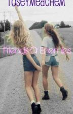 Friends or Enemies by RoseyMeachem