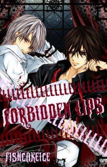 Vampire Knight: Forbidden Lips (Zero x Kaname)