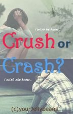 Crush or Crash? (It Started with a Bet, Now I'm In-crush with a Gay?) by yourJellyBeans