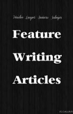 Feature Writing Articles: A Little Seed, A Writer Begins by Manang_Bashang