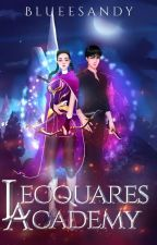 Lecquares Academy  (Book 1&2) by Blueesandy