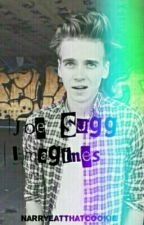 Joe Sugg Imagines. by Narryeatthatcookie