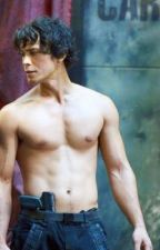 In love on and off set. (Bellamy/Bob Morley Fanfic by Payten12_28