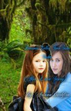Renesmee Cullen Twin Sister Sasha by ArianaDarkfire