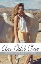An Odd One (TW Brett Talbot Fanfic) by nxlasha