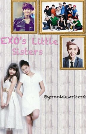 EXO's Little Sisters by rookiewriter4