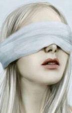 A blind girl by gotgenie