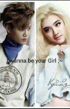 I wanna be your girl by dorisoo