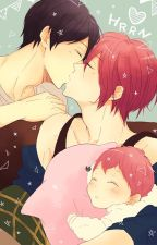 [Free!] Future Daddy (RinHaru) by MitsukoLovers