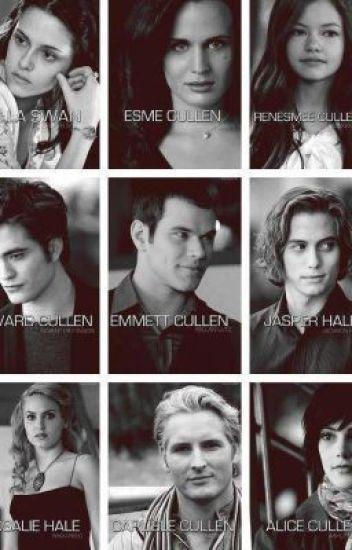 Twilight- Bella's a vampire - Bella Marie Hale - Wattpad