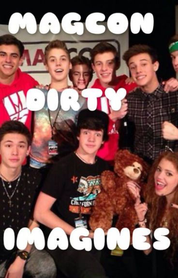 Magcon Dirty Imagines