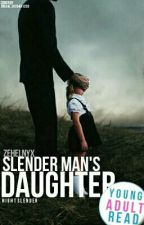 Slenderman's Daughter, Night Slender by Zehelnyx