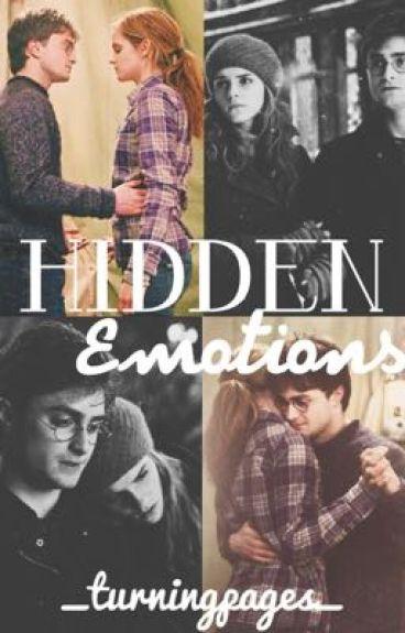 Hidden Emotions {Harry & Hermione}