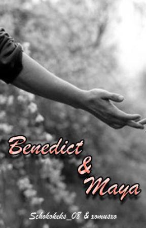 Benedict & Maya by xomusxo