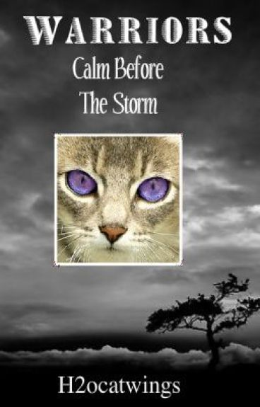 Warrior cats: Calm before the storm (fan fic) by H2Odreams