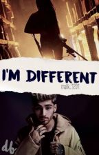 I'm different » z.m  | wattys2016 by malik_1201