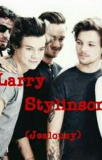 Larry Stylinson (Jealousy) by ConfidentMilk
