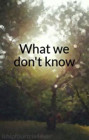 What we don't know by ishipfourtris4ever
