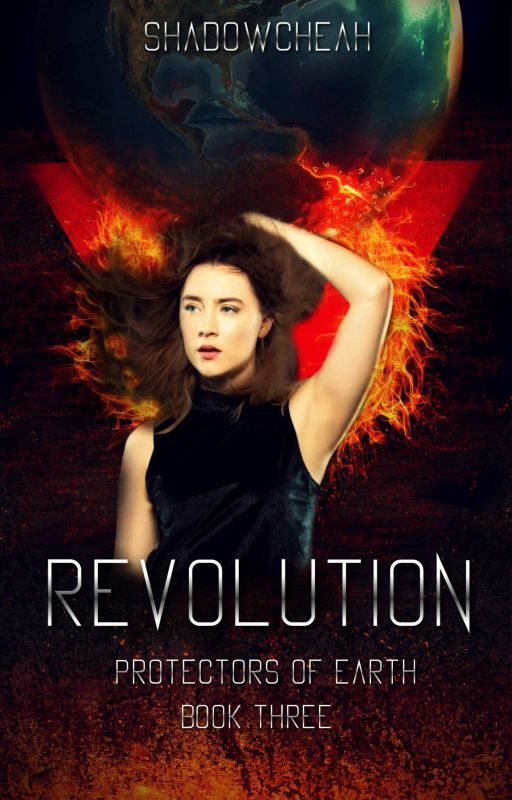 Revolution (Book 3 of POE Chronicles) by shadowcheah